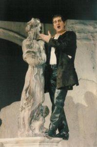 """als Trasimedes in """"Admeto"""" Georg Friedrich Händel"""